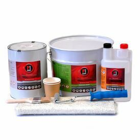 F1 GRP Fibreglass Roofing Kit With Tools