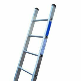 Lyte Industrial EN131-2 Professional Single Section Ladder