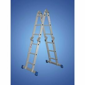 Lyte EN131 Aluminium Multi Purpose Ladder