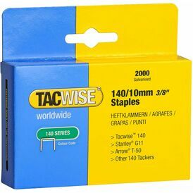 Tacwise Heavy Duty 140 Series Staples (2000)