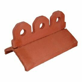 Redland 3 Hole Crested Uni Angle Ridge Terracotta