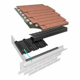 Marley Universal 10mm Eaves Vent System