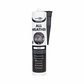 Bond It Rain-Mate All Weather Sealant EU3 (Black) - Box of 12