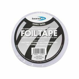 Bond It Aluminium Foil Tape (50mm x 45m) - Box of 24