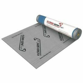 Klober Sepa Light Non-Breathable Underlay - 45 x 1m