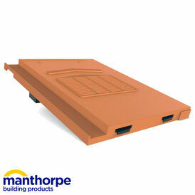 Non-Profile Vent - Terracotta