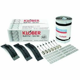Klober Universal Roll-Fix Concrete Ridge Kit