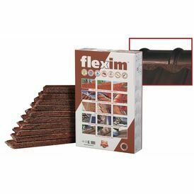 Flexim Roof Putty - Brown