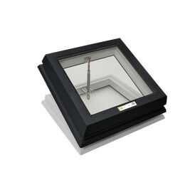 RX R6 Raylux Glass Rooflight (Manual Spindle) - 600 x 1200mm