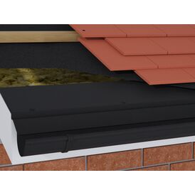 Timloc Eaves Vent Protector (1.5m) - Black (Pack of 10)