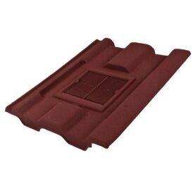 Ludlow major profiled roof tile vent