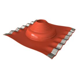 Dektite Soaker 114-254mm Red Silicone DF703