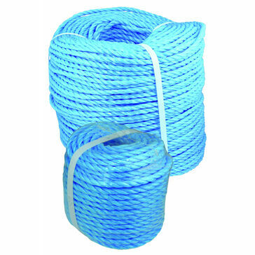 Olympic Fixings Blue PP Rope Mini Coil