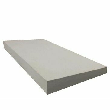 Concrete Single Weathered Coping Stone (300mm x 600mm)