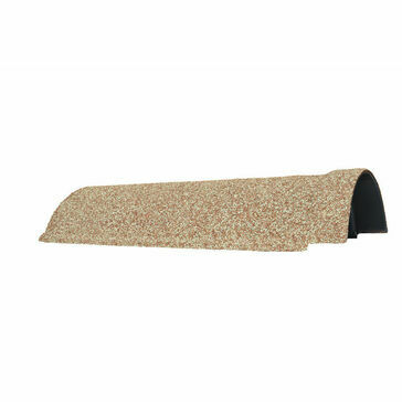Barley Straw Granulated Ultra Lightweight Ridge (40 x 15 cm)