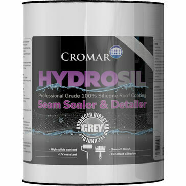 Cromar Hydrosil Seam Sealer & Detailer Multi purpose Mastic Grey