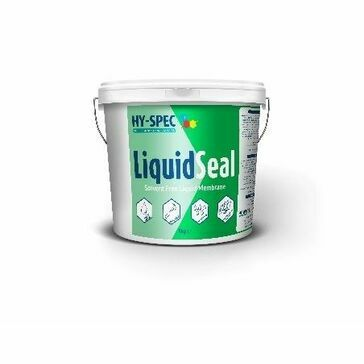 HY-SPEC LiquidSeal 5 Litre Tub - Grey