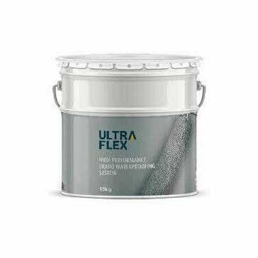 UltraFlex PU Liquid Waterproofing System - Grey (15kg)