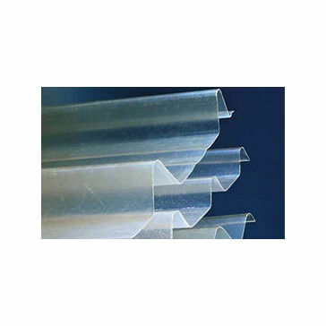 Brett Martin GRP Single Skin Cape Fort Roofing Sheet (Translucent) - 2440mm