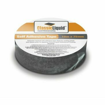 ClassicLiquid Self Adhesive Tape 100mm x 10 Metres