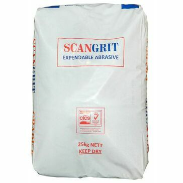 Antislip ScanGrit For GRP