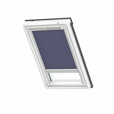 VELUX RML 9050S Electric Roller Blind - Dark Blue