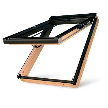 FPP-V/C P5 preSelect Natural Pine Conservation Roof Window