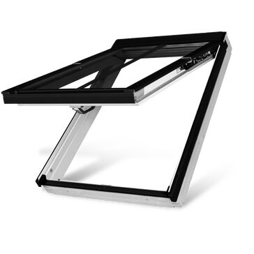 FPU-V/C P2 preSelect White Polyurethane Conservation Roof Window