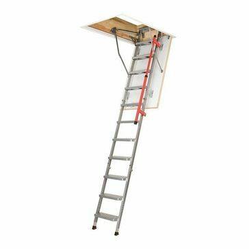 Fakro LML Lux 280 Metal Ladder
