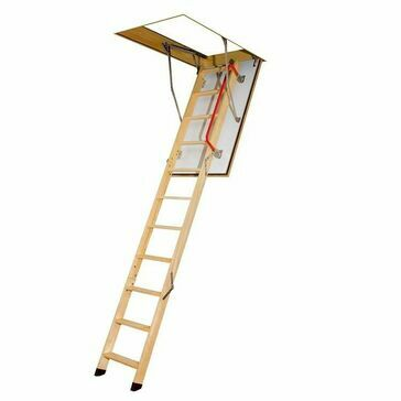 Fakro LWF-280 Fire Resistant Ladder 86x130 - 3 section
