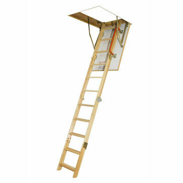 Fakro LWK-280 Komfort Loft Ladder 70x94 - 4 section