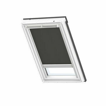 VELUX RML 4069S Electric Roller Blind - Black