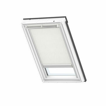 VELUX RML 1028S Electric Roller Blind - White