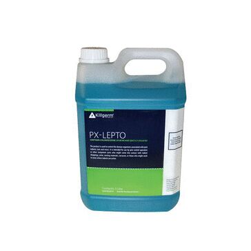 PestFix PX Lepto Rodent Disinfectant Concentrate Solution - 5 Litres