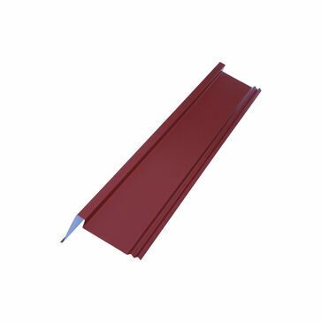 Britmet Ecopan Barge Cover - Smooth Red (1194mm)
