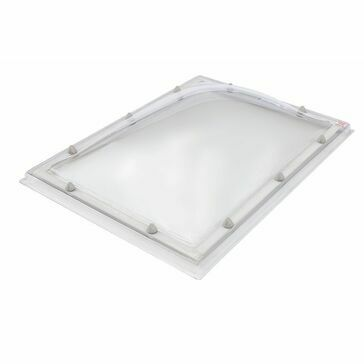 Em Dome R7a Rooflight - 800 x 1400mm Double skin clear