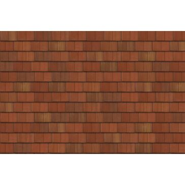 Gemini Interlocking Plain Tile