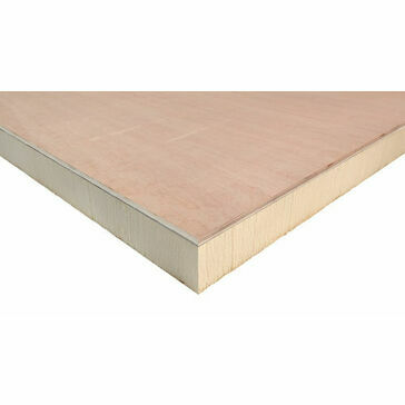 96mm Ecotherm Eco-Deck (2400mm x 1200mm) -Pack of 13 Boards