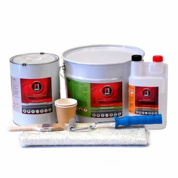 F1 GRP Roofing Kit