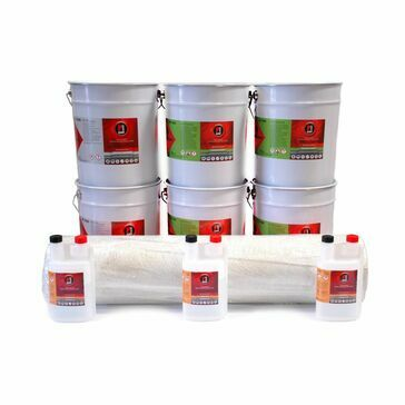 F1 GRP Roofing Kit (Without Tools)