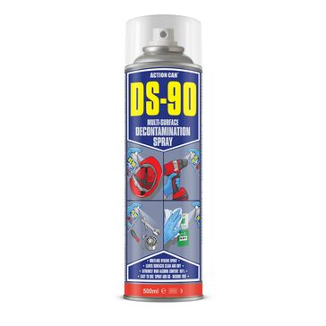 Action Can DS-90 Decontamination Spray (500ml)