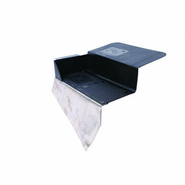 Cavity Trays Type X 23.5 Pitch Short Lead Intermediate Tray - 270mm