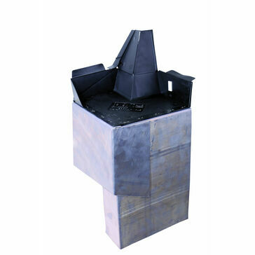 Cavity Trays Type X Long Lead 35 Pitch External Angle - 220mm