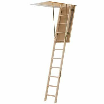 Abru Timber Loft Ladder