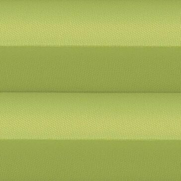 VELUX Pleated Blinds for Flat Roof Windows in Luscious Lime - FHL 1266S