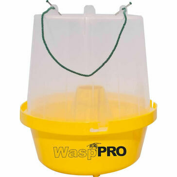 Wasp Pro Wasp Trap With 1 X 250ml Lure