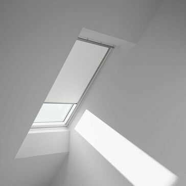 VELUX DML 1025S Electric Blackout Blind - White