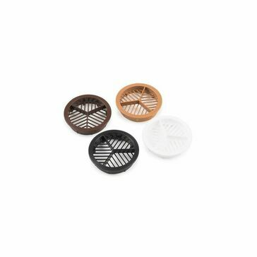 Hambleside Danelaw HD7000 Circular Soffit Vents - Pack of 50