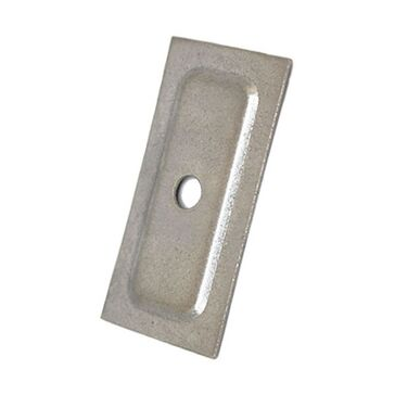 Samac Flat Metal Ridge Clamp - (100 per pk)