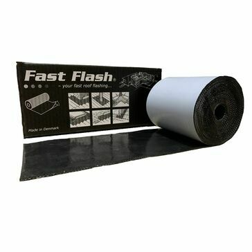 DEKS Fast Flash Lead Replacement - Black (140mm x 5m Roll)